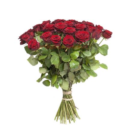 Valentijn bos rozen lang bestellen Leiden
