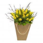 gele tulpen bestellen Leiden