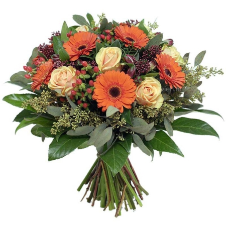 bos bloemen Sweet orange