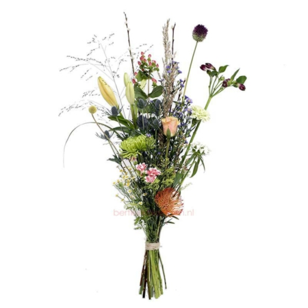 bloemen abonnement Leiden