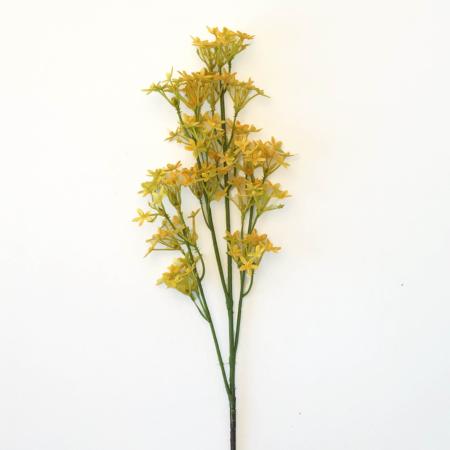 Wilde bloemen geel